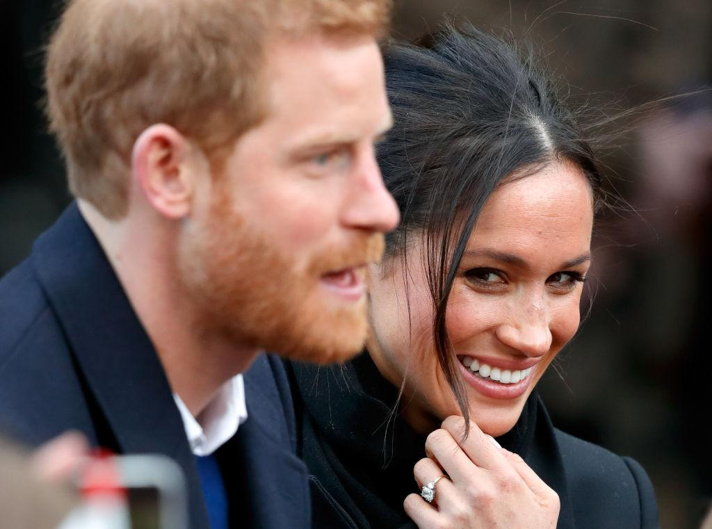 "<p>Meghan Markle, 36, and Prince Harry, 33, are set to get married on May 19 at St George's Chapel in Windsor Castle, — and although it's no secret the gorgeous former actress has <a rel=""nofollow"" href=""https://ca.style.yahoo.com/4-unofficial-royal-rules-meghan-035649170.html"">broken a number of unwritten royal traditions over the course of their year-and-a-half whirlwind courtship</a> — she's set to break another rule, this time at her own wedding! While Markle's father, Thomas, is expected to attend the wedding and walk her down the aisle — reports suggest that <strong>Markle is set to deliver a speech at her wedding reception, in place of her father</strong>. This is a huge break from royal tradition, but Markle is quite progressive … <em>(Photo: Getty)</em><br /><br /><br /></p>"
