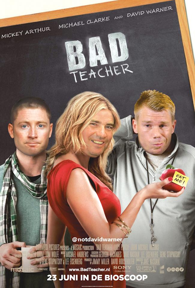 Based on Bad Teacher