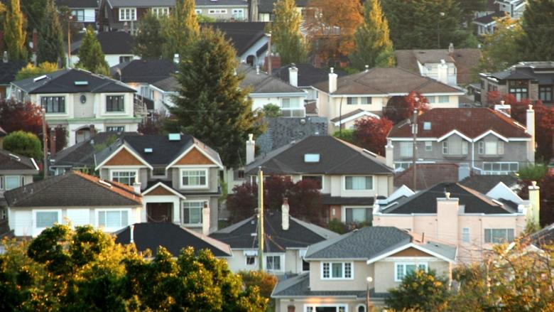 Breaking down the B.C. economy's risky reliance on real estate