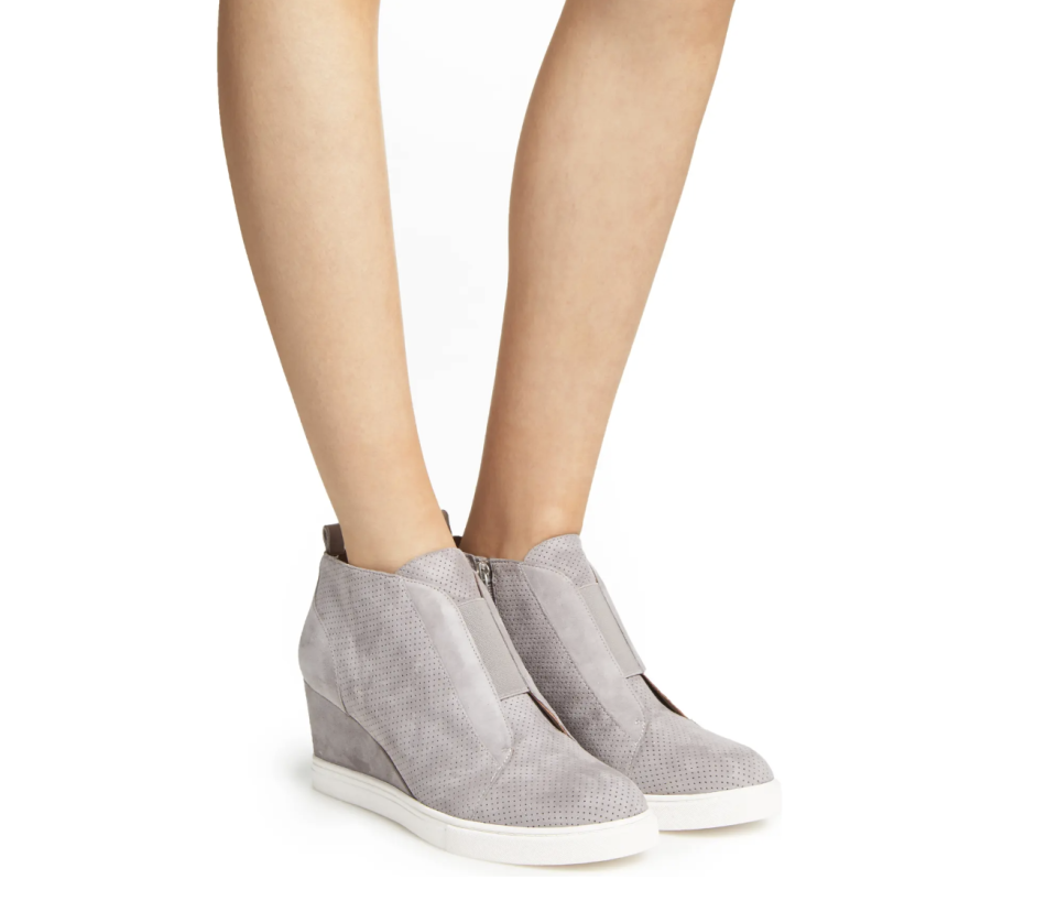 'Felicia' Wedge Sneaker -LINEA PAOLO, Nordstrom, from $48 (originally $120)