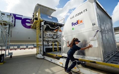 FedEx Express carries more freight than any other airline - Credit: fedex