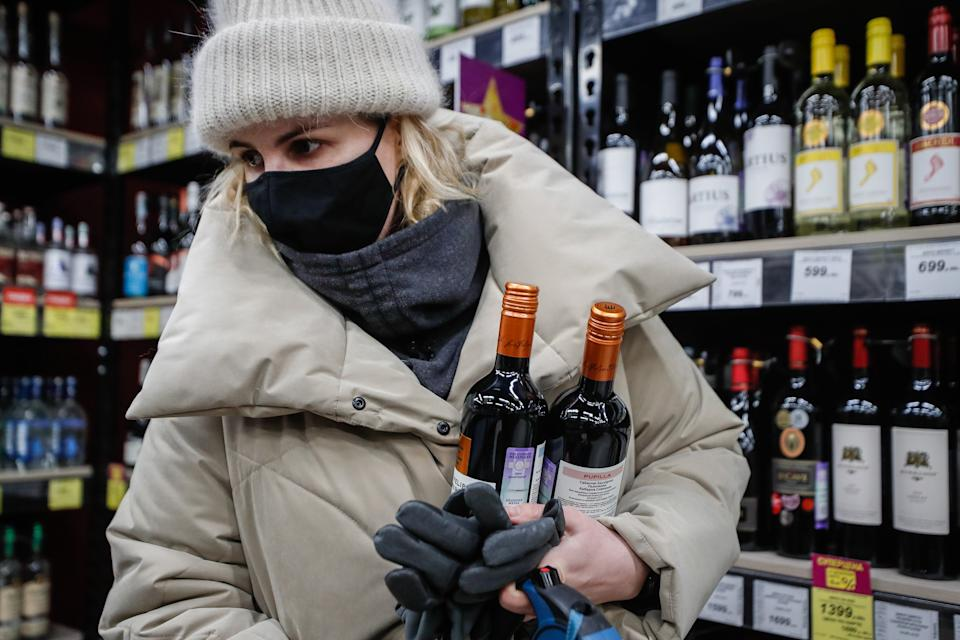 <p>Being teetotal is the new rebellion</p> (EPA)