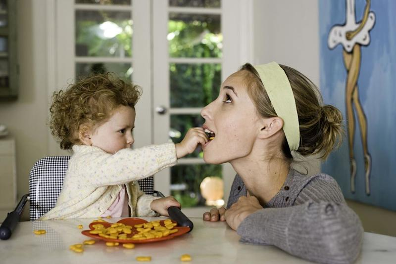 Want to Lose Weight? Eat Like a Kid!