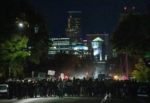 51 Protesters Arrested After Officer Charged in Death of George Floyd Released