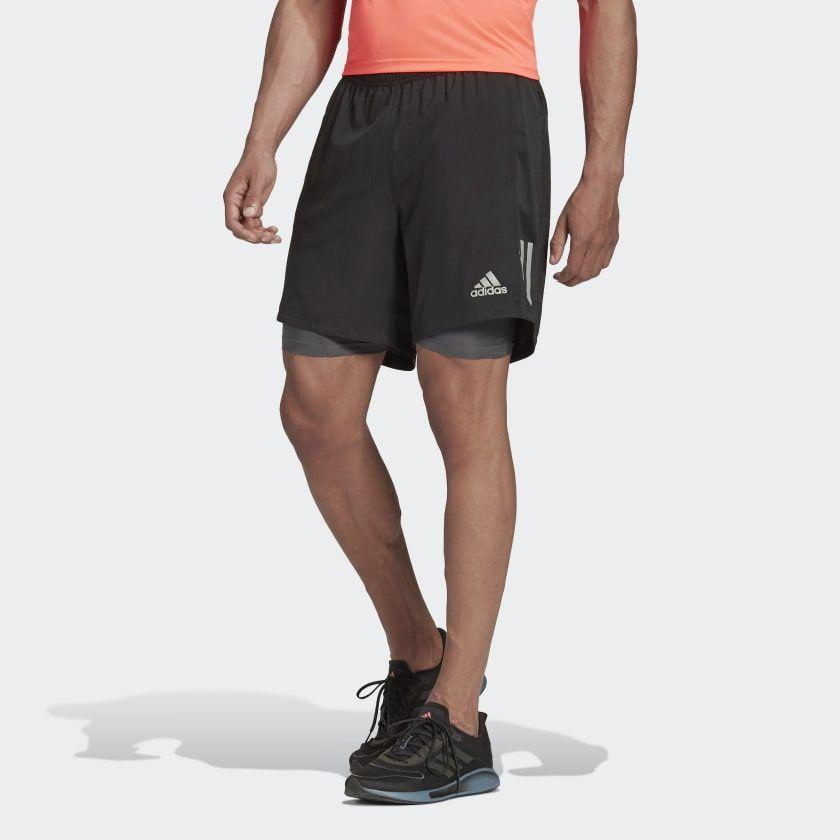 """<p><strong>adidas</strong></p><p>adidas.com</p><p><strong>$28.00</strong></p><p><a href=""""https://go.redirectingat.com?id=74968X1596630&url=https%3A%2F%2Fwww.adidas.com%2Fus%2Fown-the-run-two-in-one-shorts%2FFS9809.html&sref=https%3A%2F%2Fwww.runnersworld.com%2Fgear%2Fg36599675%2Fglobal-running-day-sales%2F"""" rel=""""nofollow noopener"""" target=""""_blank"""" data-ylk=""""slk:Shop Now"""" class=""""link rapid-noclick-resp"""">Shop Now</a></p><p><strong><del>$40</del> $28 (30% off)</strong></p><p>If you're all set on sneakers, you might be in the market for some new shorts. With Adidas' moisture-wicking AEROREADY fabric and built-in briefs, this pair is no match for the dog days of summer.</p>"""