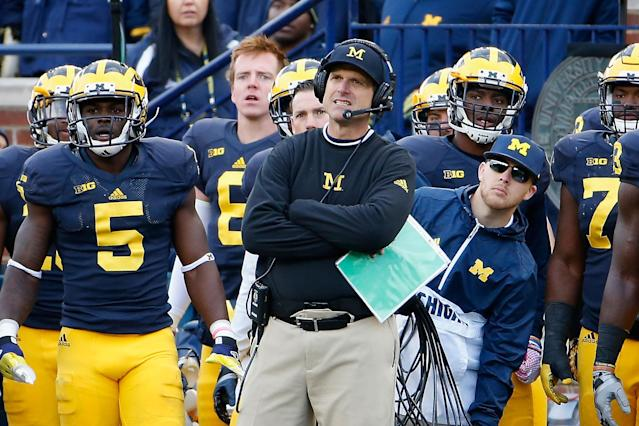 Jim Harbaugh is now the nation's highest-paid coach.