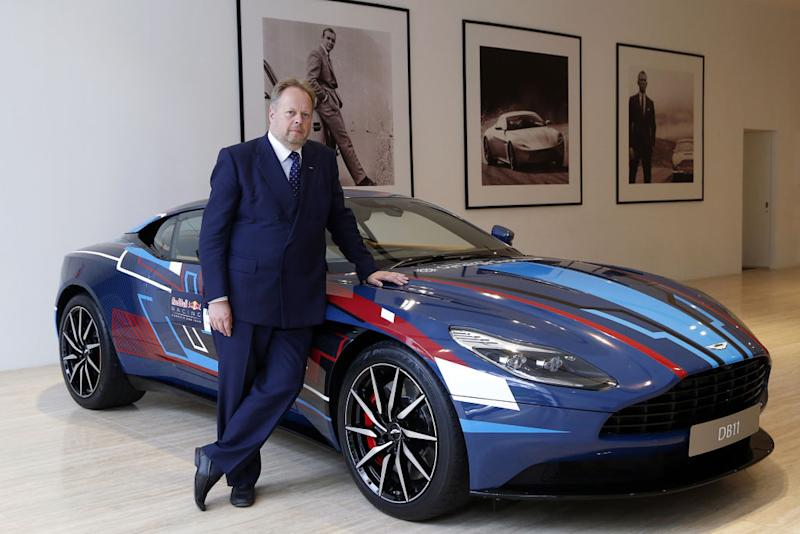 Aston Martin CEO: Green vehicle regulations are meaningless and 'just spin'