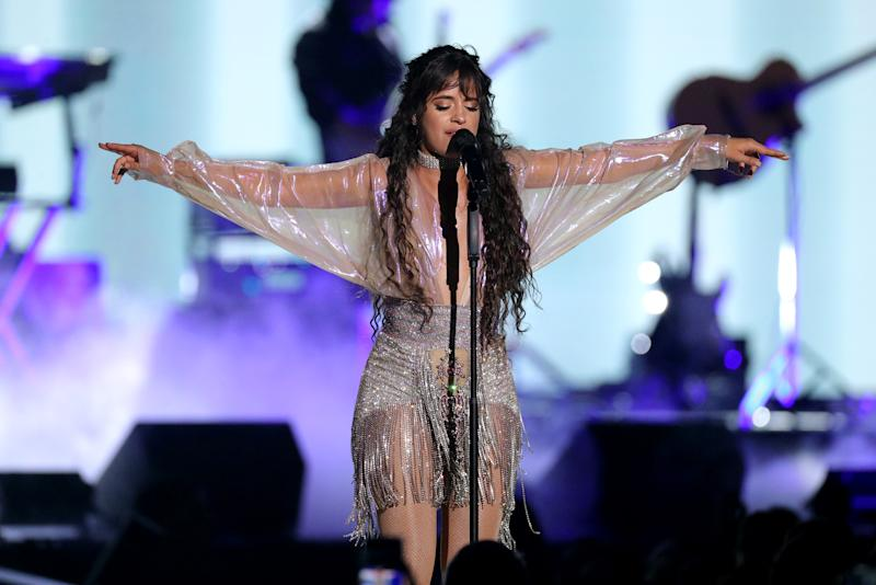 Camila Cabello Drops New Song 'Cry For Me'