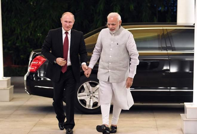Though the US has warned the pact between India and  Russia could attract sanctions under the US law, the BJP-led government  still decided to go ahead with the $5-billion deal.