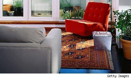 furniture in small spaces