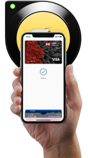 Apple Pay with Transit Express mode comes to London on TfL