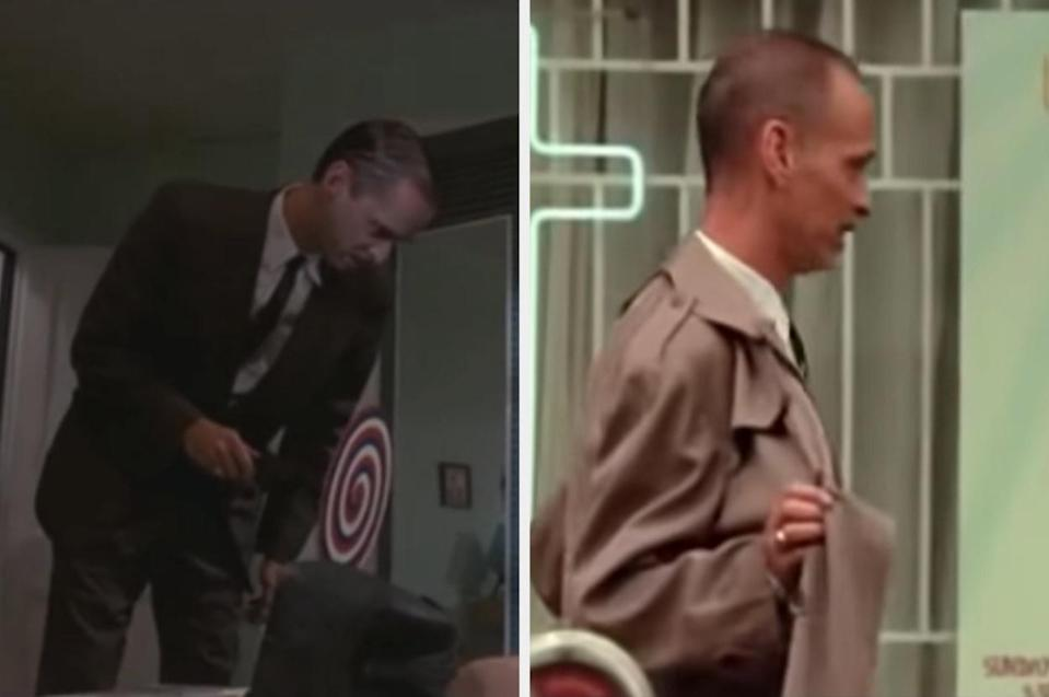 John Waters in his two cameos