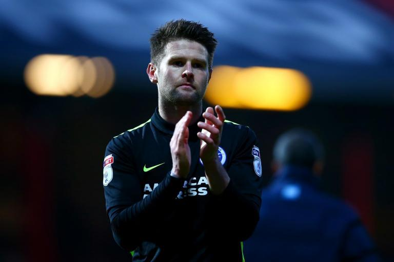Oliver Norwood signs for Fulham on season-long loan from Brighton
