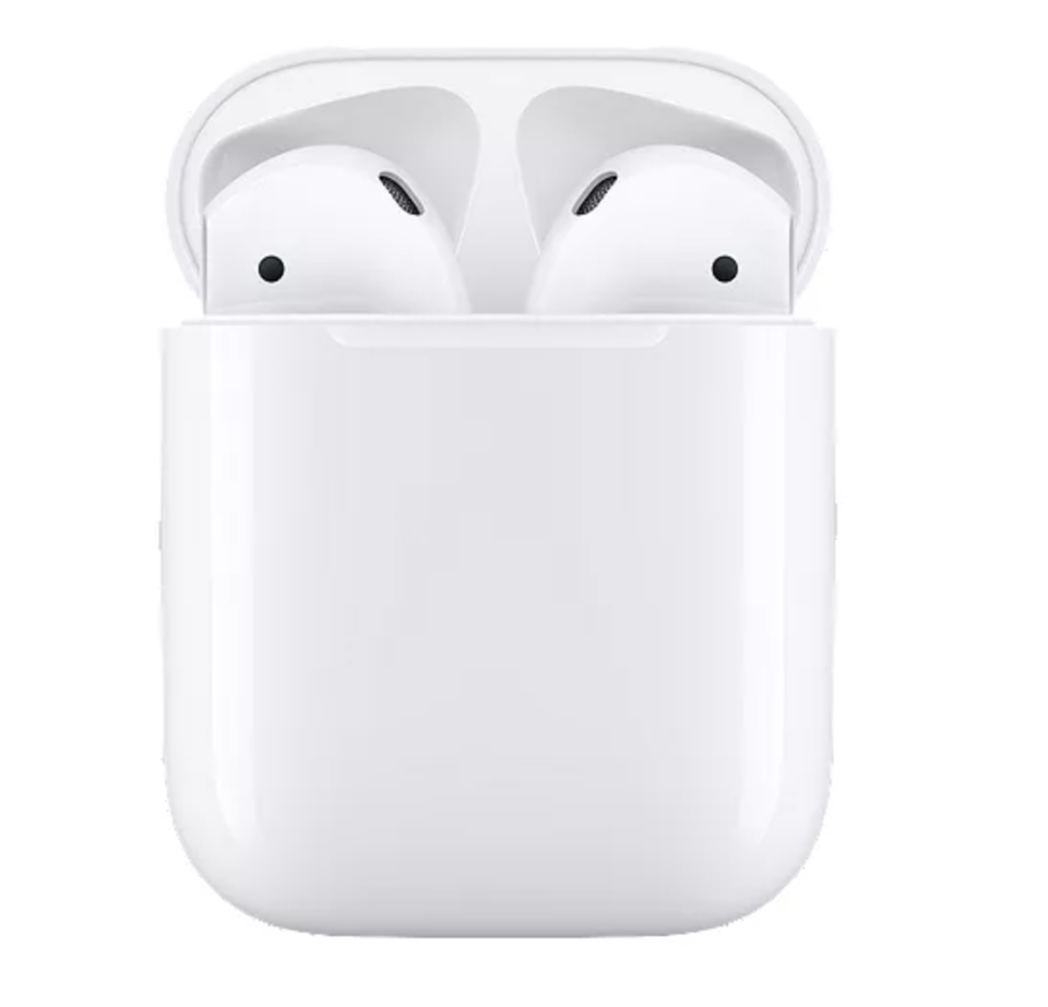 Apple AirPods with Charging Case - Image via Sport Chek.