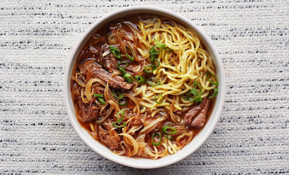 "<a href=""https://www.bonappetit.com/recipe/french-onion-beef-noodle-soup?mbid=synd_yahoo_rss"" rel=""nofollow noopener"" target=""_blank"" data-ylk=""slk:See recipe."" class=""link rapid-noclick-resp"">See recipe.</a>"