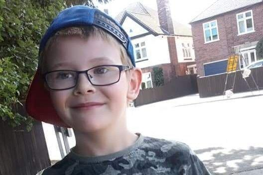 William was six when he died from traumatic brain injuries. Source: GoFundMe