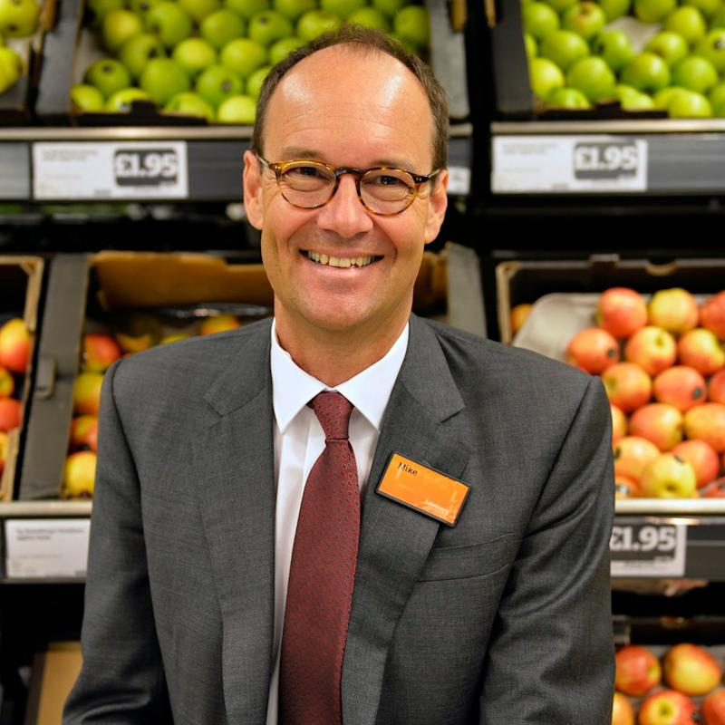 Mike Coupe, former chief executive of Sainsbury's, will head up the NHS Test and Trace program - PA