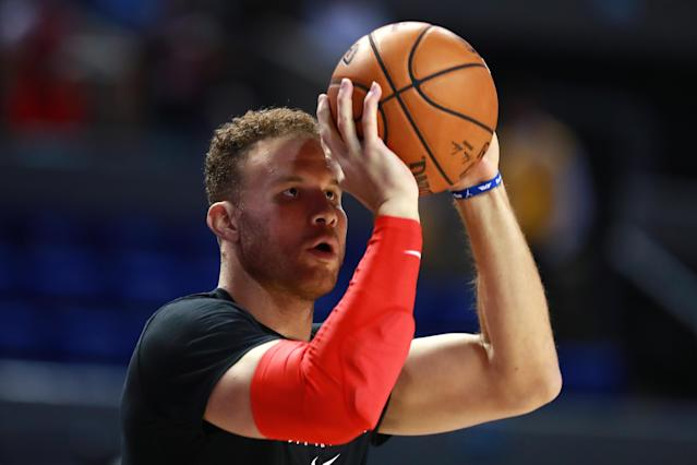 It's not looking good for Griffin. (Photo by Hector Vivas/Getty Images)