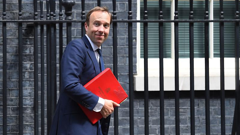 <p>Health Secretary says arts and culture can be an antidote to a culture of 'popping pills and Prozac'.</p>