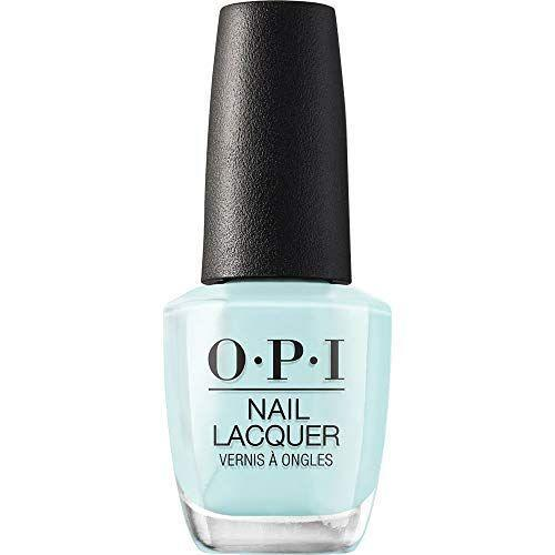 """<p><strong>OPI</strong></p><p>amazon.com</p><p><strong>$10.50</strong></p><p><a href=""""https://www.amazon.com/dp/B012IGYBQC?tag=syn-yahoo-20&ascsubtag=%5Bartid%7C10050.g.34732152%5Bsrc%7Cyahoo-us"""" rel=""""nofollow noopener"""" target=""""_blank"""" data-ylk=""""slk:Shop Now"""" class=""""link rapid-noclick-resp"""">Shop Now</a></p><p>For a touch of happy color on dreary, winter days, consider a bright and light blue hue on your nails. Winter blues, be gone (except for this one)!</p>"""