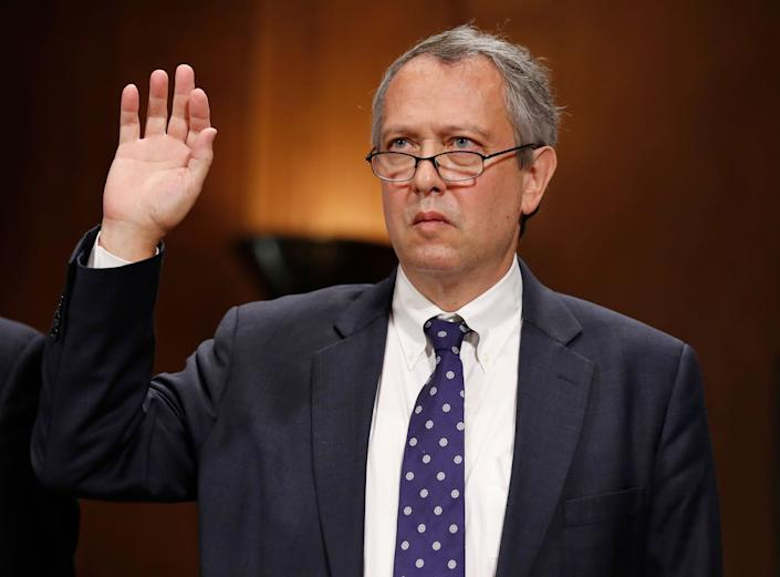 Thomas Farr built a career out of making it harder for black people to vote in North Carolina. Now he's on track to be a lifetime federal judge. (Photo: ASSOCIATED PRESS)