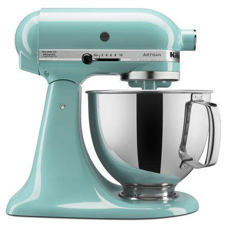 """<p><strong>KitchenAid</strong></p><p>walmart.com</p><p><strong>$419.99</strong></p><p><a href=""""https://go.redirectingat.com?id=74968X1596630&url=https%3A%2F%2Fwww.walmart.com%2Fip%2F41489762&sref=https%3A%2F%2Fwww.thepioneerwoman.com%2Fholidays-celebrations%2Fgifts%2Fg32421121%2Fkitchen-gifts%2F"""" rel=""""nofollow noopener"""" target=""""_blank"""" data-ylk=""""slk:Shop Now"""" class=""""link rapid-noclick-resp"""">Shop Now</a></p><p>Okay, so this might be more of a """"once-in-a-lifetime"""" splurge than a """"just-for-fun"""" gift. But if you're looking to be crowned your recipient's absolute favorite person, this is the present to give.</p>"""
