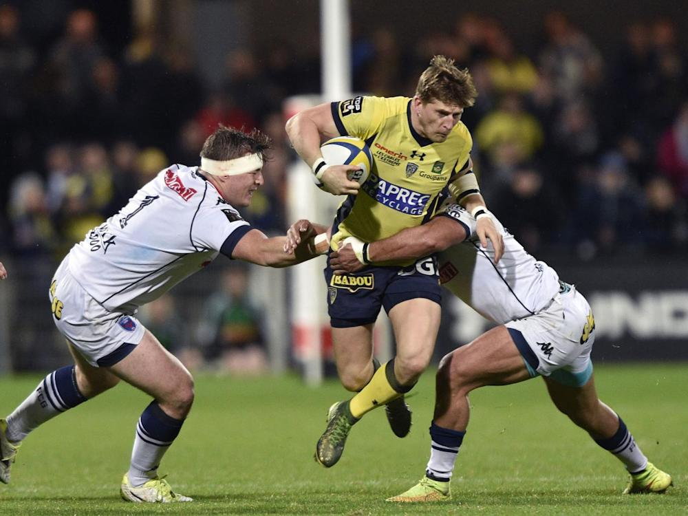 Former Saracens wing David Strettle returns for Clermont (Getty)
