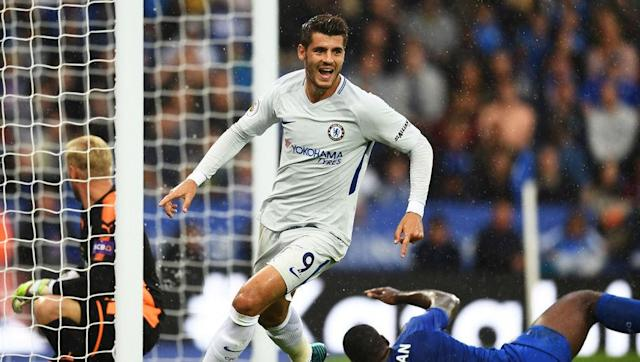 "<p>To kick off the list, a young, good looking spaniard who used to play for Real Madrid (look out for a theme emerging).</p> <br><p>Chelsea's record signing seems to have adjusted well to life in the Premier League on the pitch, and judging by his raft of <a href=""https://www.instagram.com/p/BYNdHZmnXUl/?taken-by=alvaromorata"" rel=""nofollow noopener"" target=""_blank"" data-ylk=""slk:recent pictures"" class=""link rapid-noclick-resp"">recent pictures</a> with his new teammates, off it as well. </p> <br><p><a href=""http://www.independent.co.uk/sport/football/transfers/chelsea-transfer-news-alvaro-morata-deal-agreed-real-madrid-signs-78m-worlds-best-a7849876.html"" rel=""nofollow noopener"" target=""_blank"" data-ylk=""slk:Some think"" class=""link rapid-noclick-resp"">Some think </a>the powerful yet subtle forward can become one of the world's best strikers, so don't be surprised to see him climbing up the Instagram ladder as he progresses.</p>"