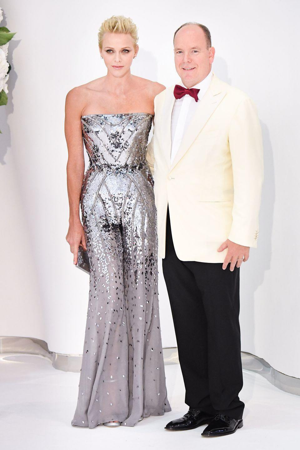 <p>Wittstock, a former South African Olympic swimmer, wed Albert II, Prince of Monaco in 2011. The couple met at a swimming competition in Monaco in 2000 and became engaged ten years later. </p>