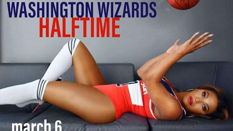 1st openly transgender woman set to perform during NBA halftime show at Washington Wizards game