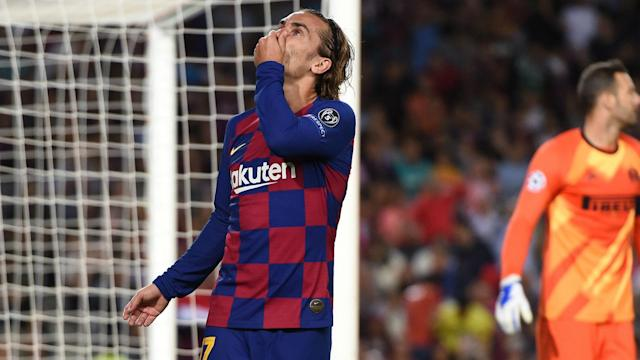 Arturo Vidal accepts Antoine Griezmann is yet to truly impress for Barcelona, though remains confident he will settle.