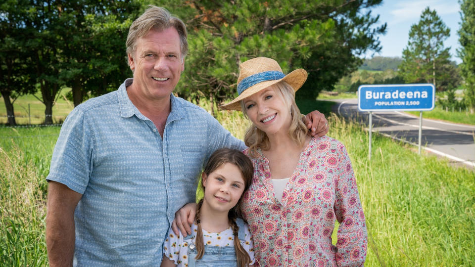 Amazon is revamping a classic Australian series with new TV show 'Back to the Rafters'. (Amazon)