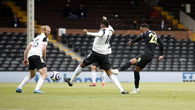 Joe Willock scores in seventh straight game to help Newcastle past Fulham
