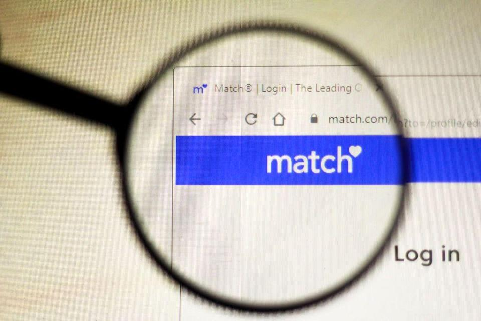 "<p>Match.com went live on the internet in <a href=""https://www.datingadvice.com/online-dating/what-was-the-first-online-dating-site"" rel=""nofollow noopener"" target=""_blank"" data-ylk=""slk:1995"" class=""link rapid-noclick-resp"">1995</a>, making it the world's first dating site. Tinder, Bumble, Grindr and so many other dating apps can thank Match for its pioneering efforts back in the mid '90s. </p>"