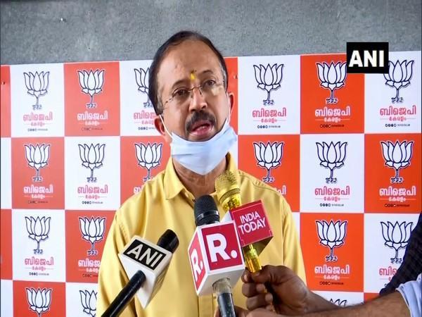 Minister of State for External Affairs V Muraleedharan (Photo/ANI)