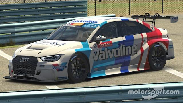 ARG eSport Cup liveries preview