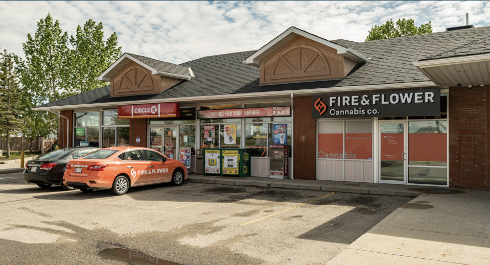 Fire & Flower reported $43.2 million in revenue for its fourth quarter ended Jan. 30 before the opening bell on Tuesday. (Provided)