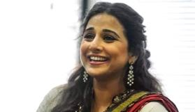 Amid protests in London, Vidya Balan takes the London tube to reach the Westminster Palace