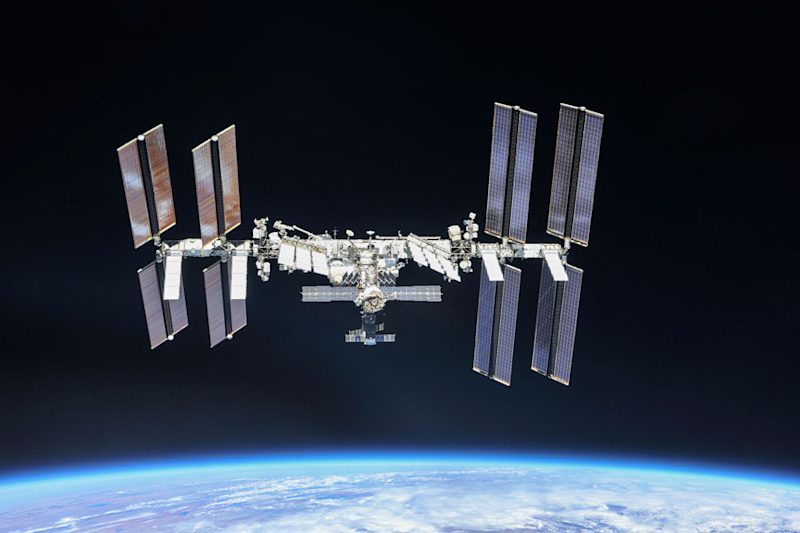 Star Rated: NASA To Start a 'Robot Hotel' Outside the International Space Station