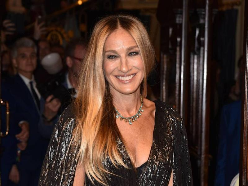 Sarah Jessica Parker slams critic who labels her 'pretentious' over Instagram post