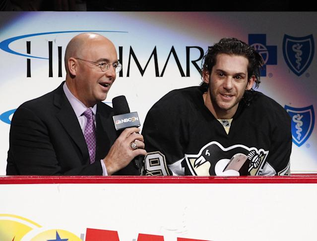 Pierre McGuire as next Pittsburgh Penguins GM? Can this be a thing?