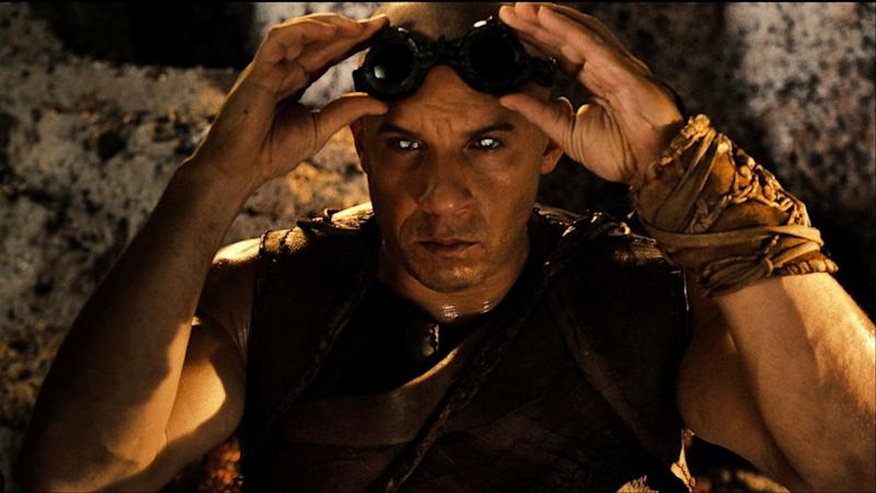 Vin Diesel: 'I Had To Leverage My House' for 'Riddick'