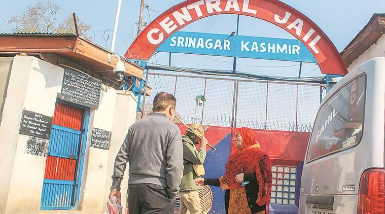 Inmates set barracks on fire, damage property at Srinagar jail