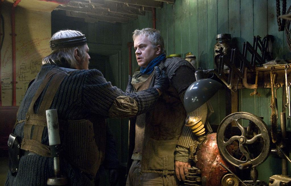 "<a href=""http://movies.yahoo.com/movie/contributor/1800018667"">Tim Robbins</a> as Loris in Fox Walden's <a href=""http://movies.yahoo.com/movie/1809907875/info"">City of Ember</a> - 2008"
