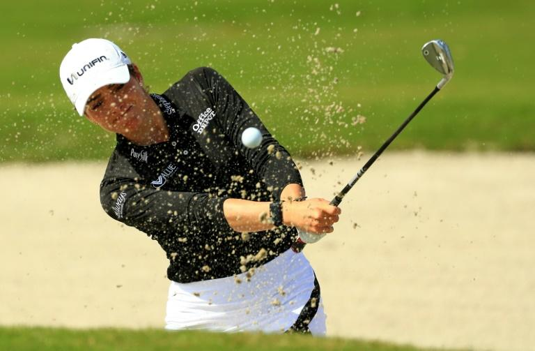 Mexico's Gaby Lopez is in isolation after testing positive for COVID-19 ahead of the LPGA's Drive On Championship