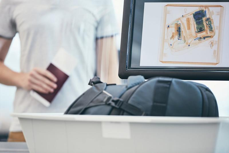 New tech will show a 3D image of bags' contents: iStock