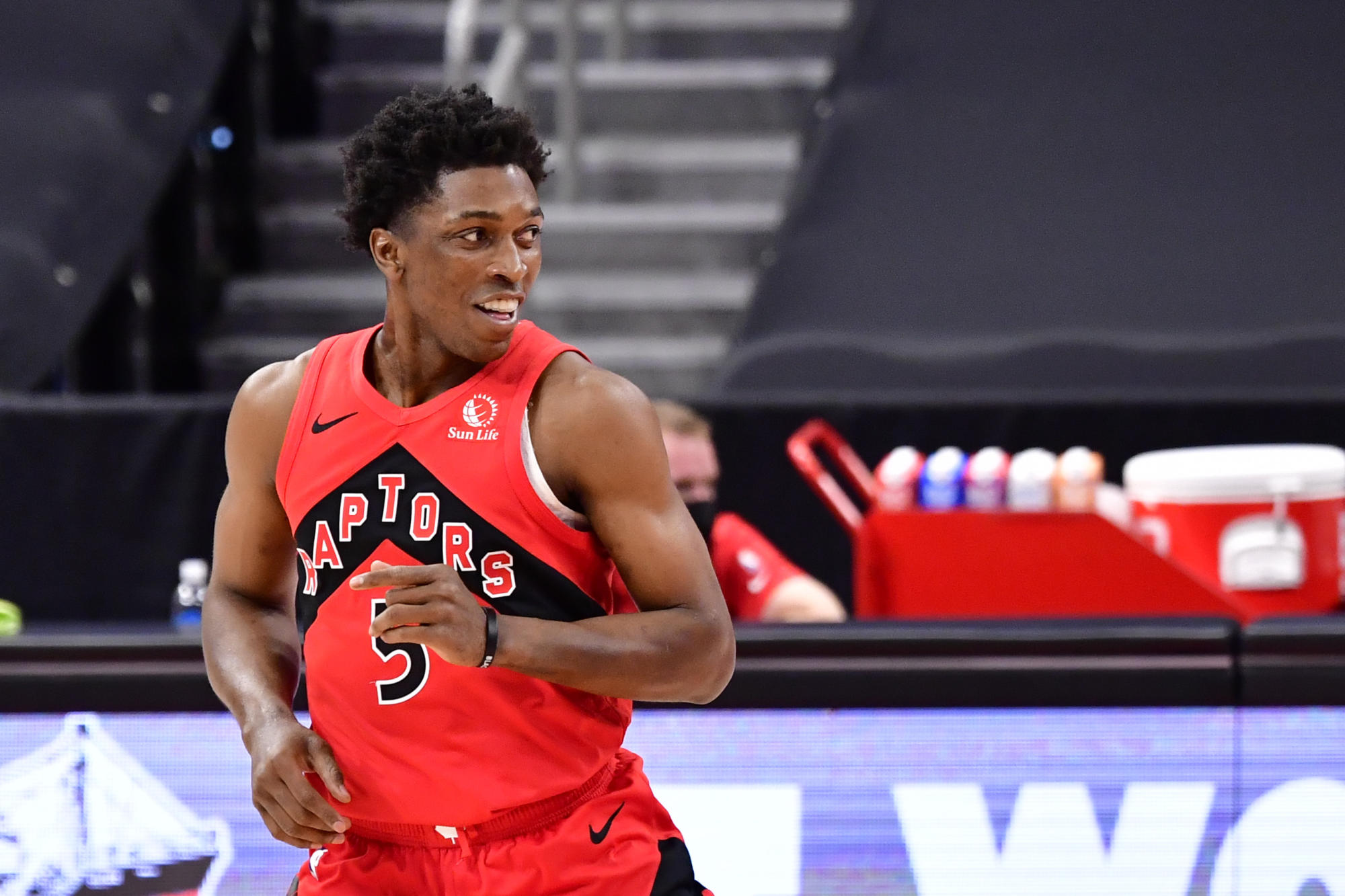 10 things: Stanley Johnson can't be stopped in Raptors' loss to Bulls