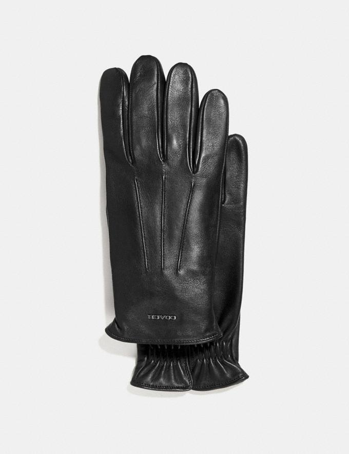 Tech Napa Gloves (Men) - Coach, $70 (originally $175)