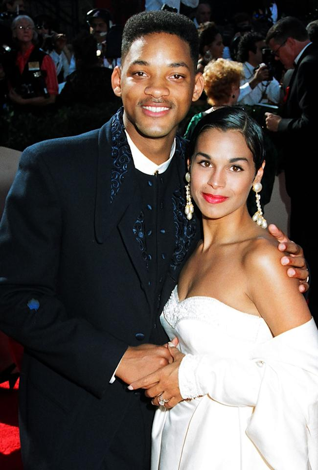 """<b>Sheree Fletcher</b> met her ex-husband <b>Will Smith</b> on the set of """"A Different World."""" After her friend slipped Will her phone number, they dated, got married, and had a son. Sheree and Will were married for three years."""