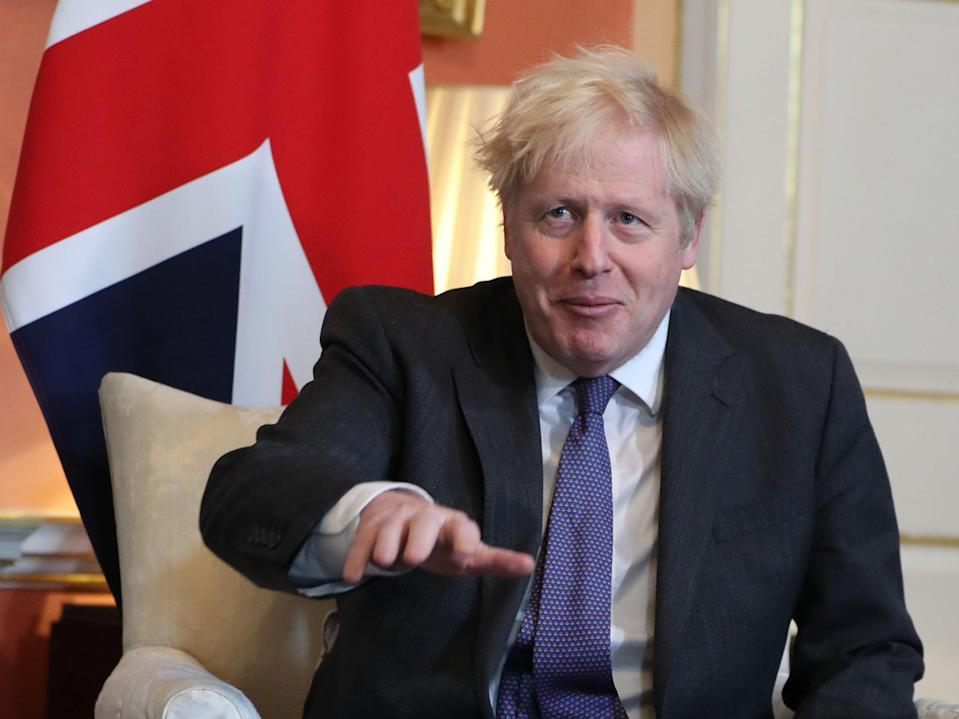 <p>The initial £4bn will be increased to £4.8bn as the scheme is rolled out UK-wide</p> (POOL/AFP via Getty Images)